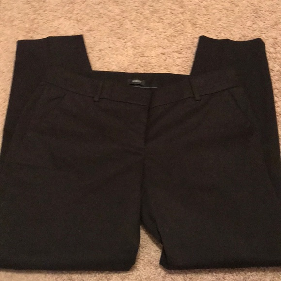 J. Crew Pants - J.Crew Trousers Black 😍❤️